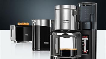 Frühstück als Set von Siemens