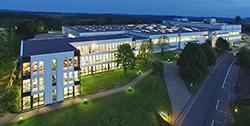 Der Stammsitz der KAISER GmbH & Co. KG in Schalksmühle