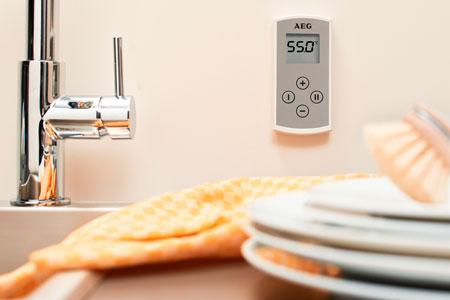 AEG Fernsteuerung Anwendungsbild