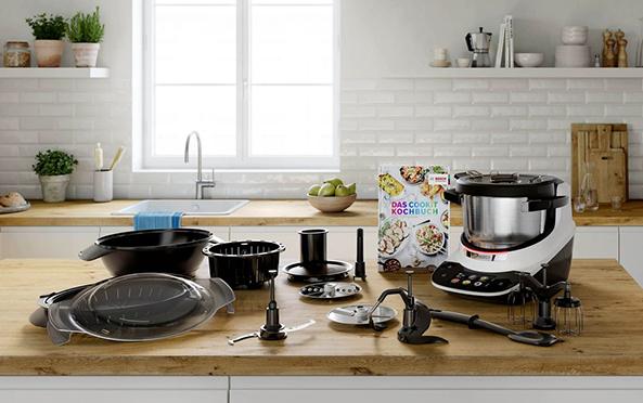 Bosch Küchenmaschine Cookit