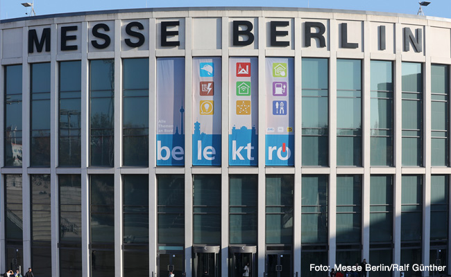 belektro Messe Berlin